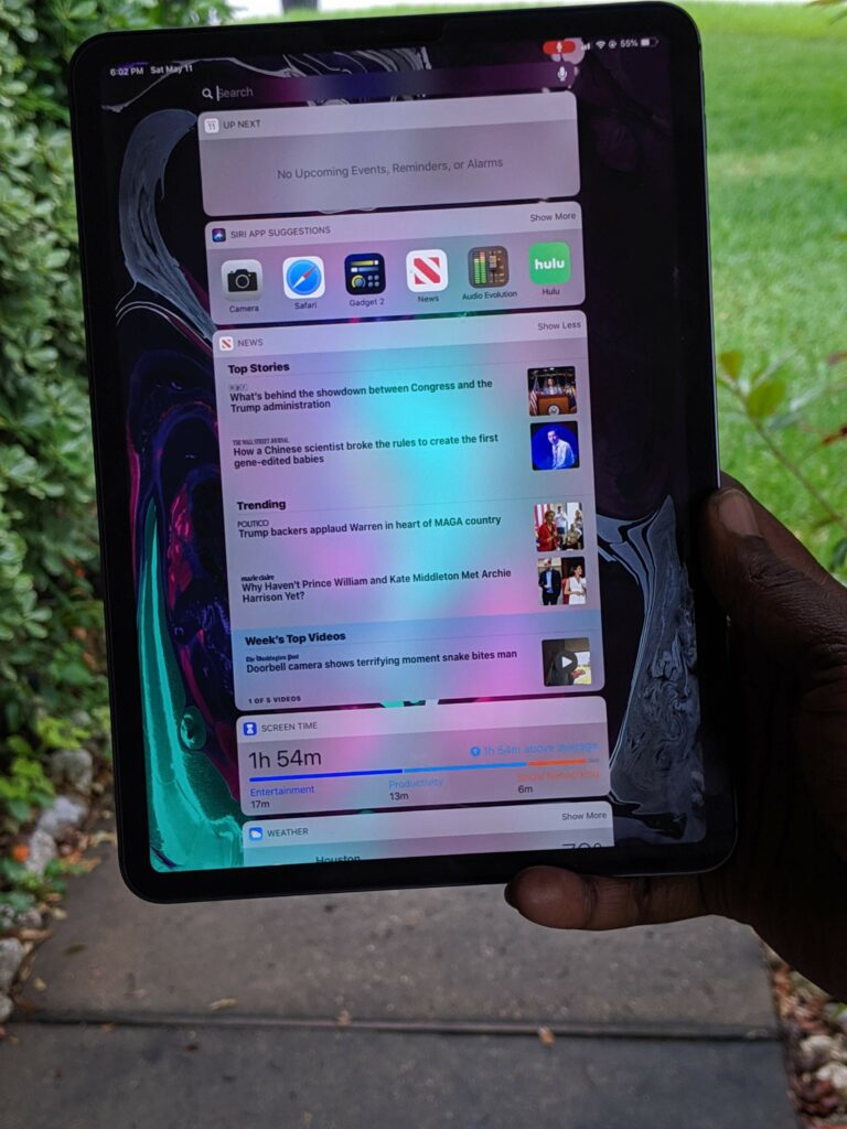 iPad Pro (2018) Review: