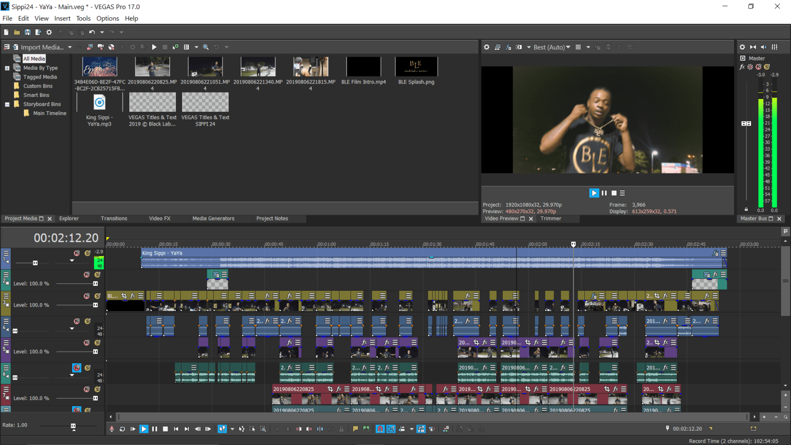 Magix Vegas Pro Review - An Visionary's Video Toolbox