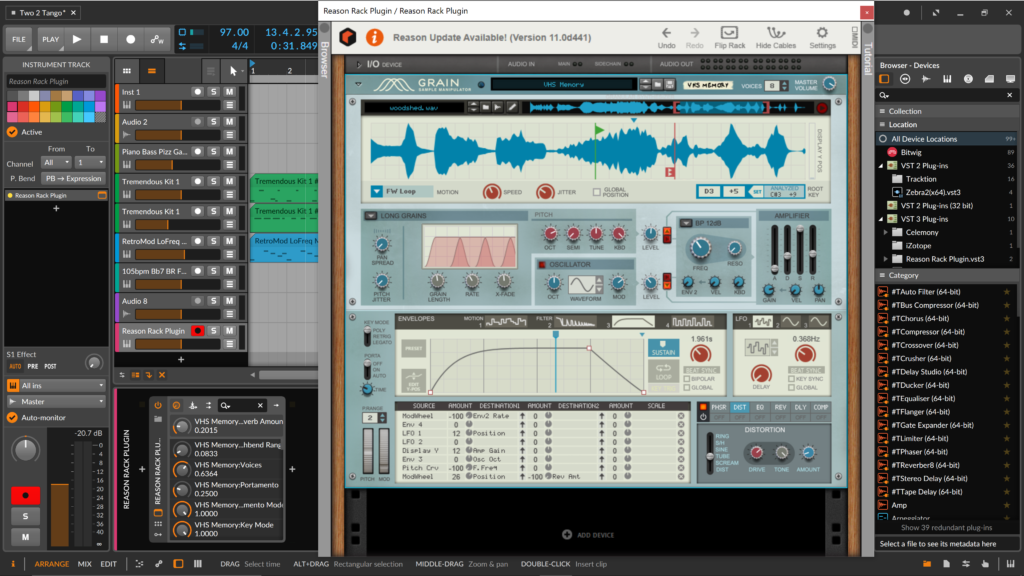 Propellerhead relaunches as Reason Studios,announces Reason 11 available Sept. 25th