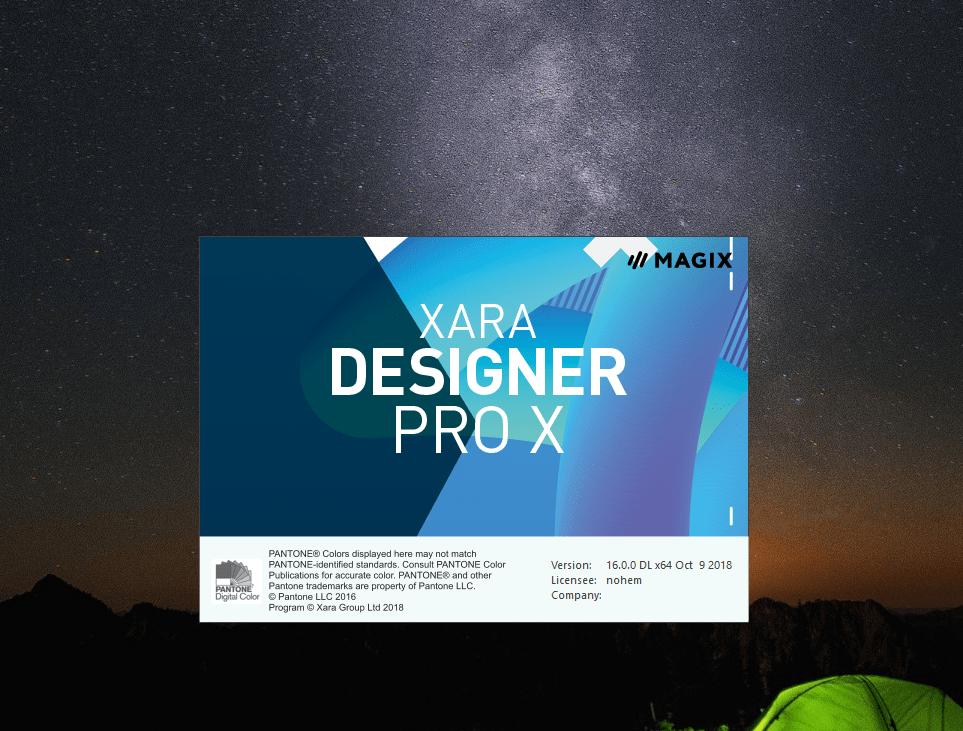 Xara Designer Pro X Review (Windows/PC)