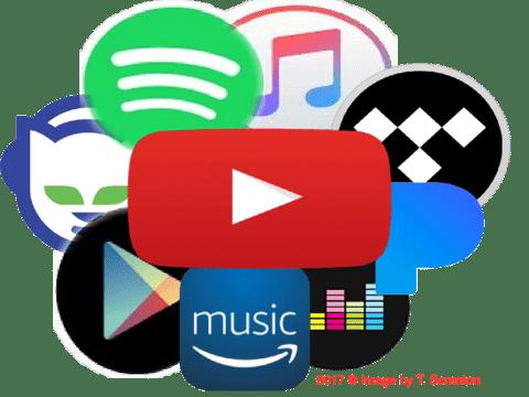 Music Streaming Royalties