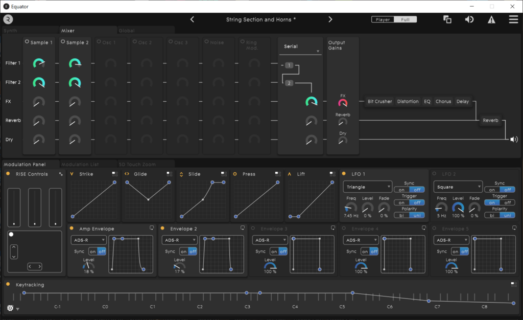Roli Equator Synth review: Adding dimension to sound