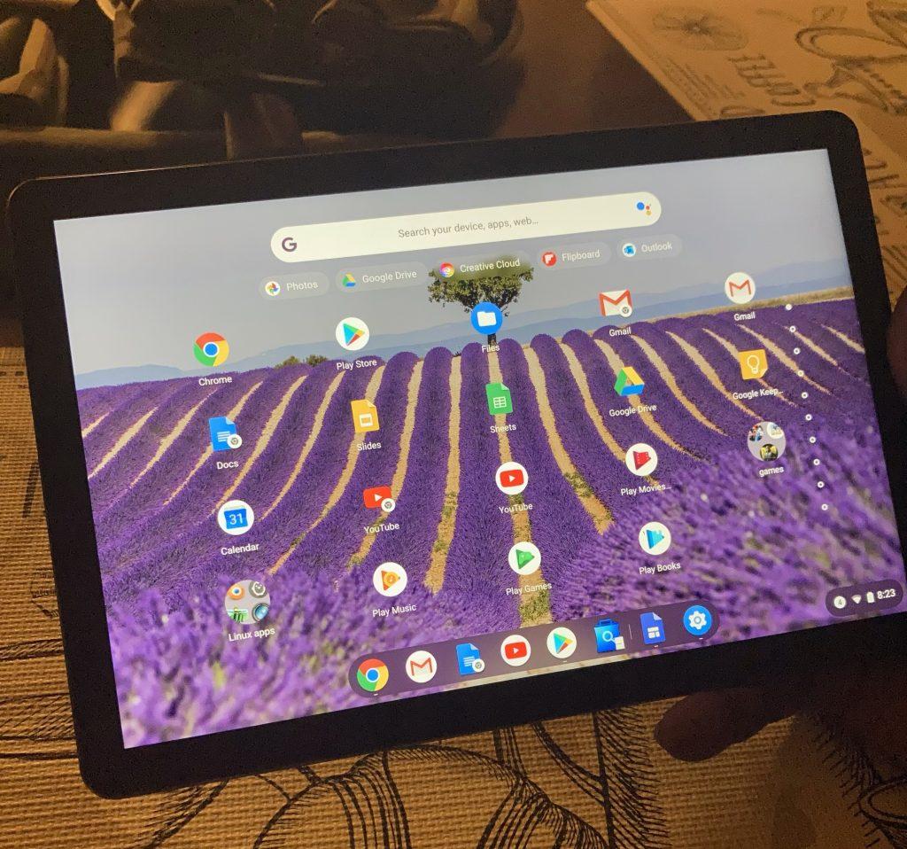 Lenovo Chromebook Duet Review: