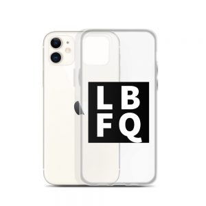 iPhone Case -LBFQ Edition