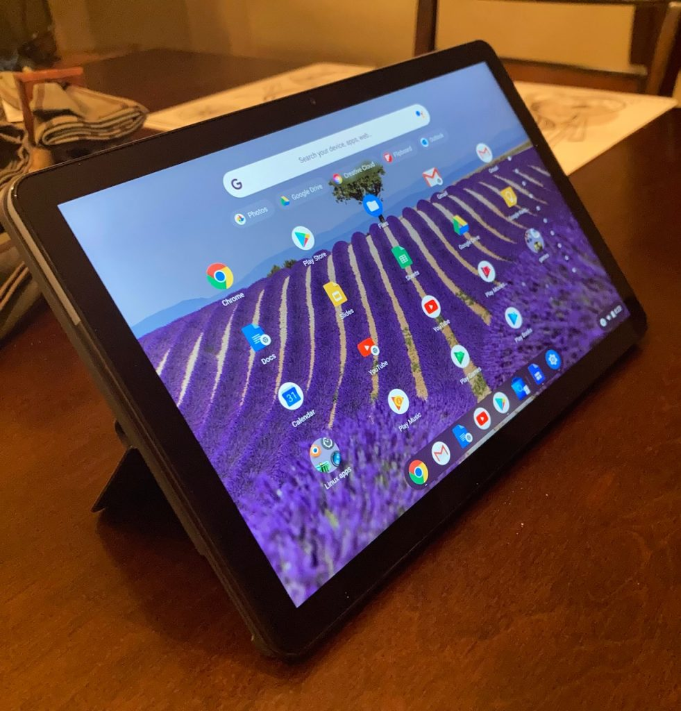 Lenovo Chromebook Duet: First Look