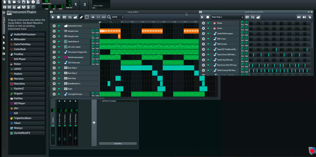 Going Open Source: Making Music with LMMS on a Purism Laptop