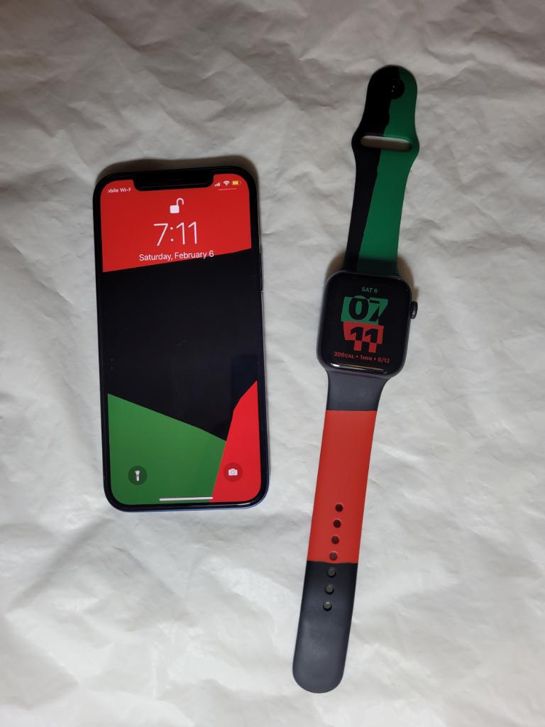 Black Unity Apple Watch 6 (28-day review)