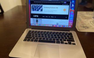 Apple Macbook Air (13-inch, 2017) Review