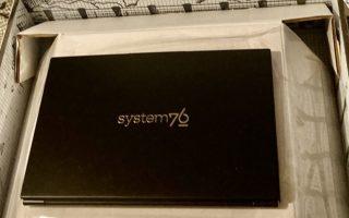 System 76 Lemur Pro Review